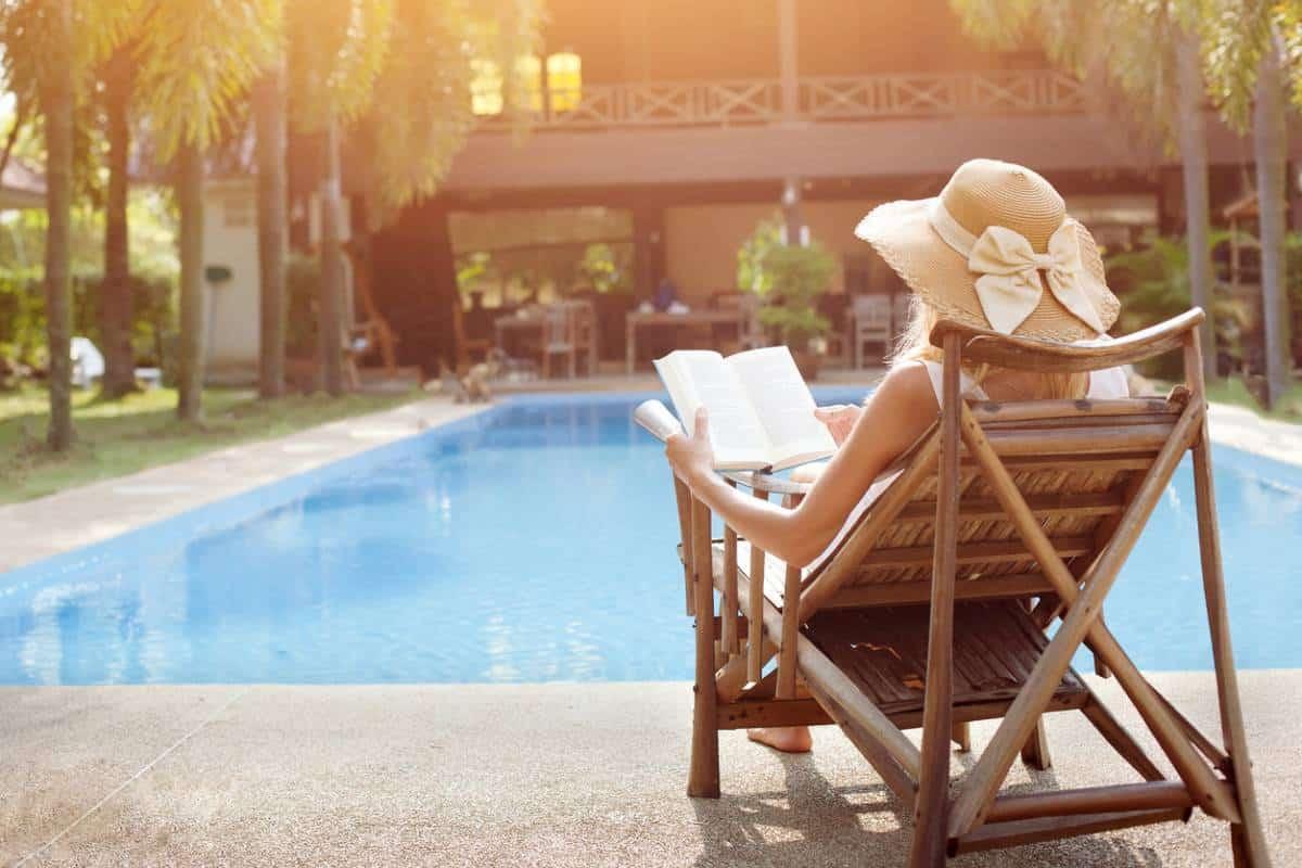 vidanger piscine : la pompe